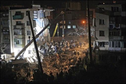 Суд назвал виновных во взрыве в Евпатории