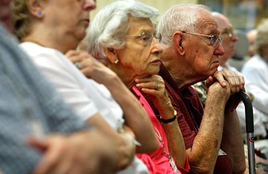 Правительство намерено пересчитать пенсии до конца года