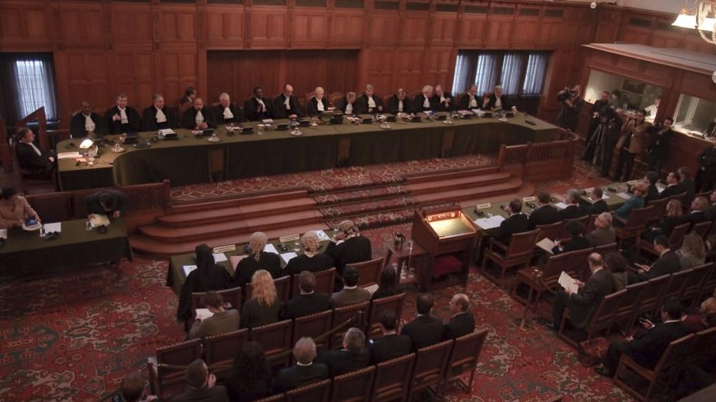 Суд в Гааге опубликовал позиции Украины и РФ по делу о нарушении Конвенц...