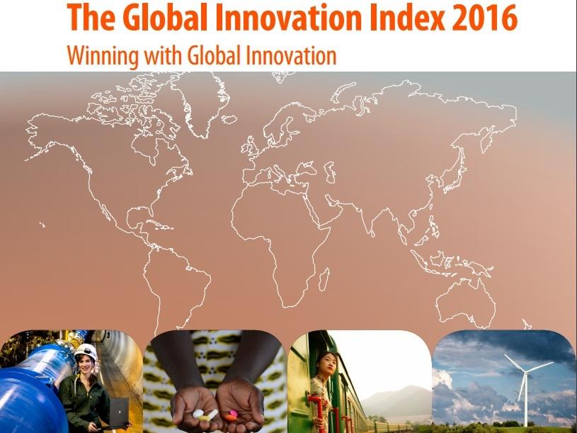 Украина поднялась с 64 на 56 место в мировом рейтинге инновационных стра...