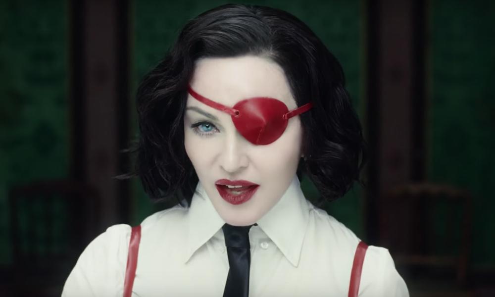 Мадонна убеждена, что перенесла коронавирус