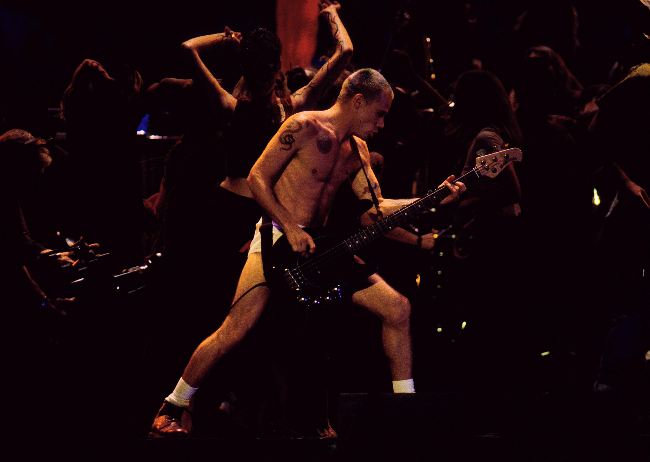Red Hot Chili Peppers собираются выступить в Украине
