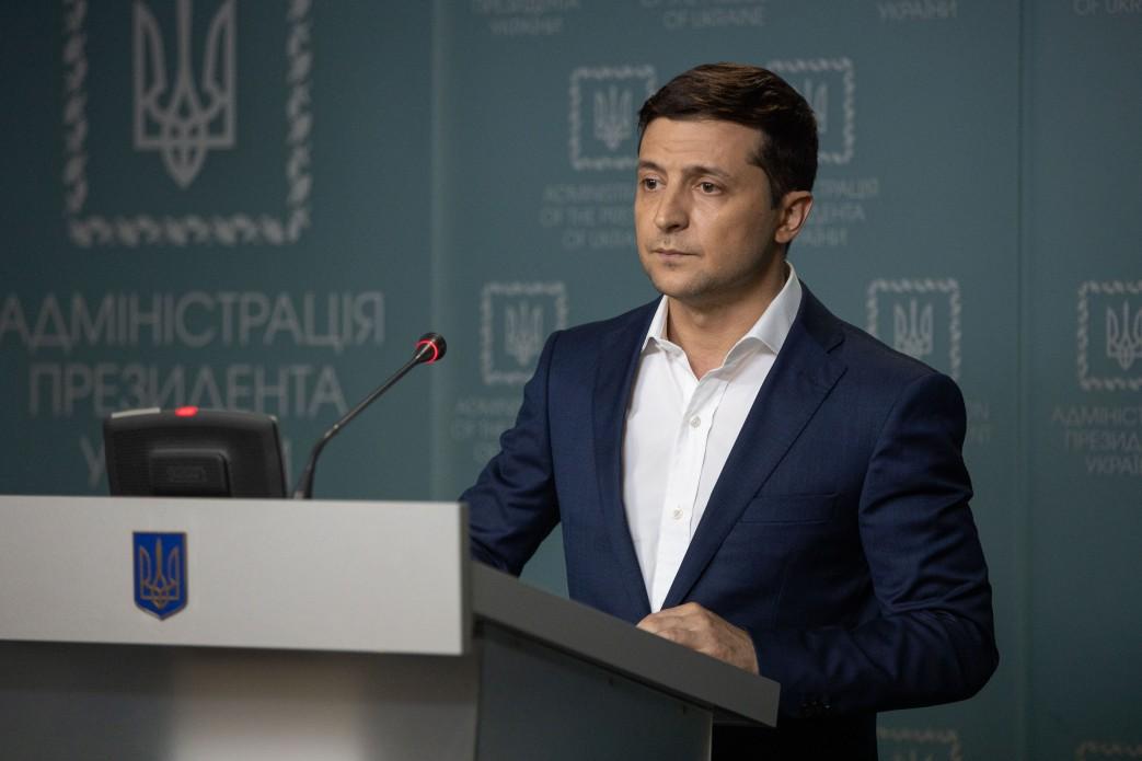 Зеленский назначил заместителей главы пограничной службы