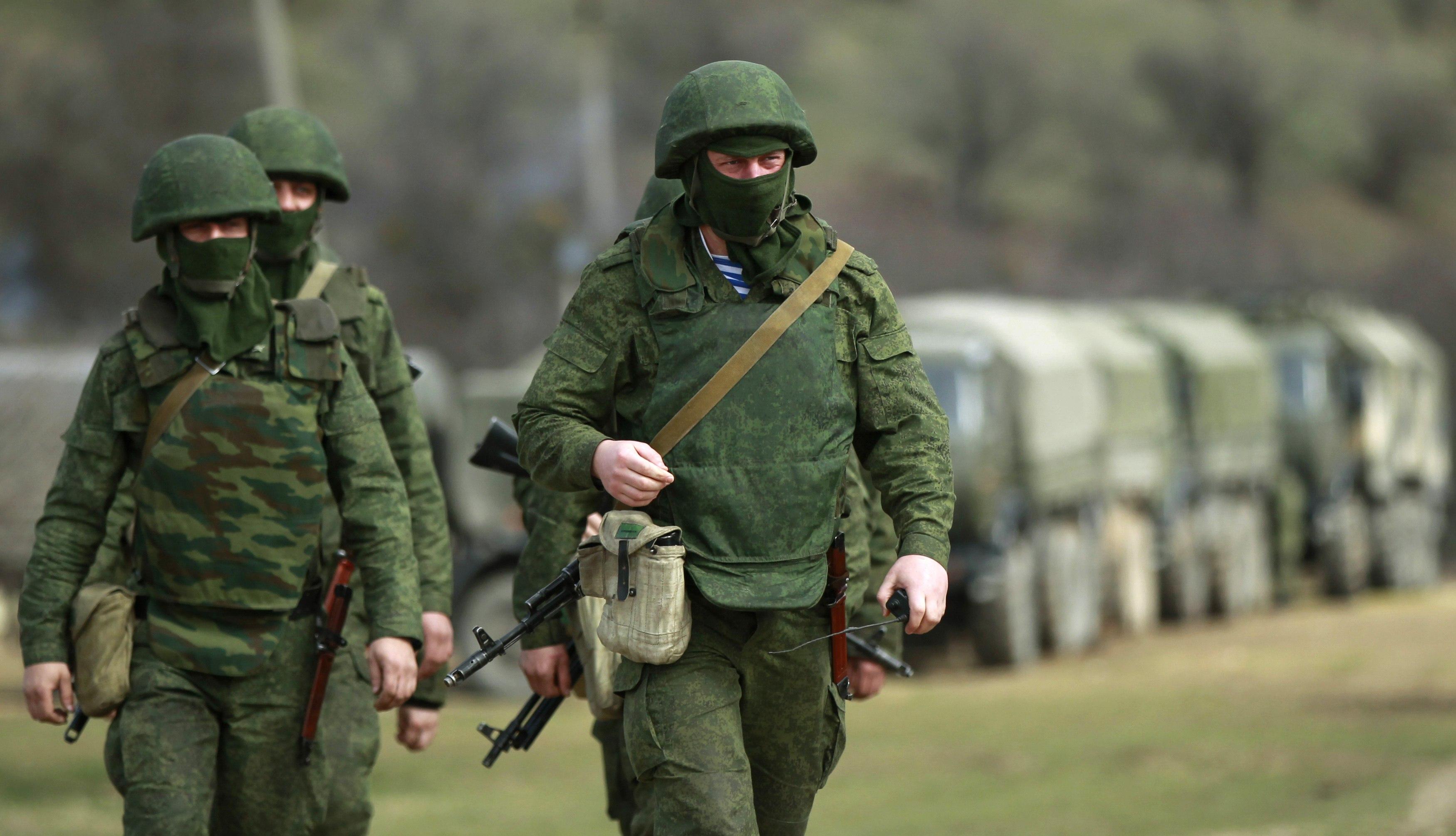 Украинская разведка рассказала, что и как происходит в оккупированном Кр...