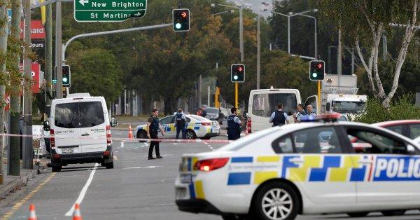 Жители Новой Зеландии сообщают о взрывах