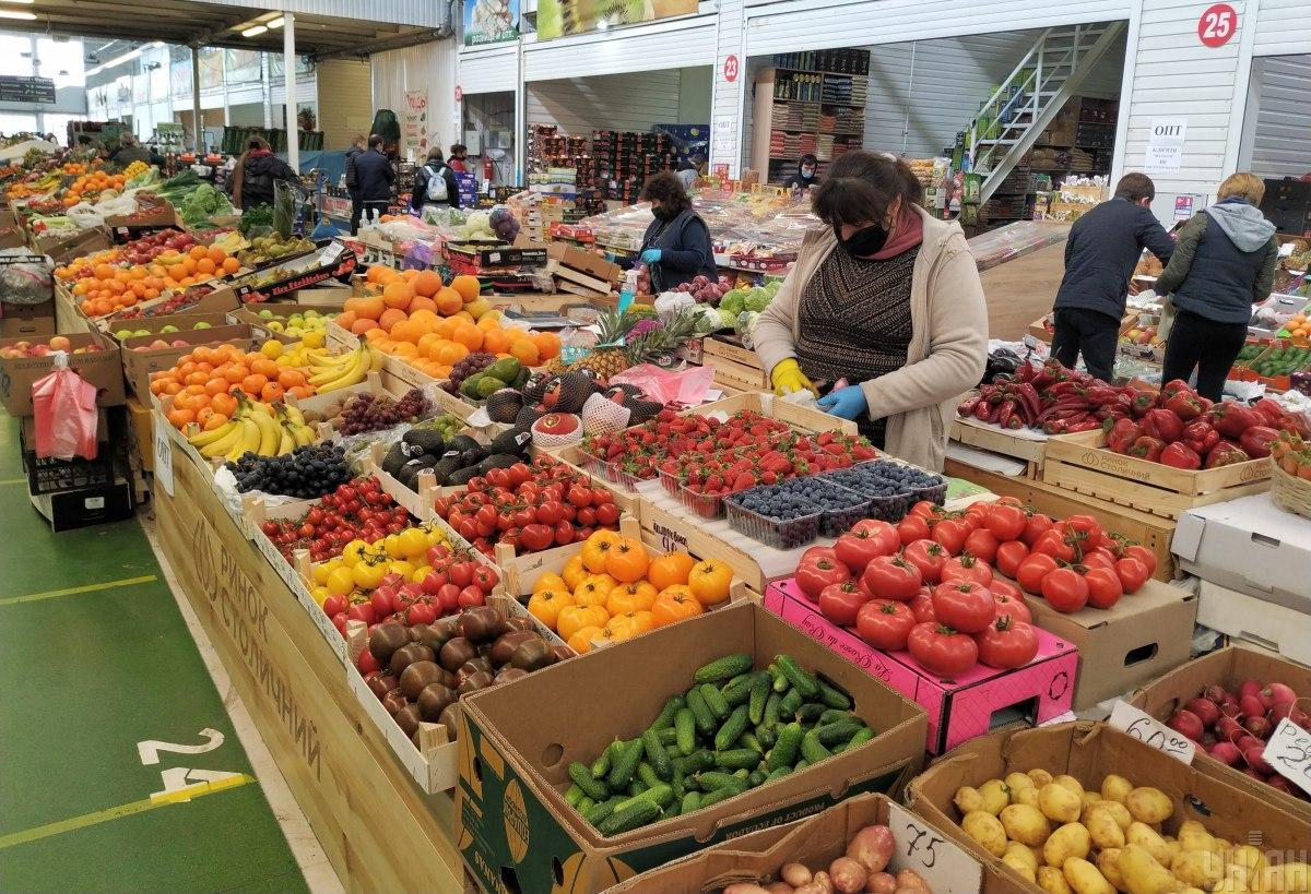 В Украине откроются 872 рынка: за каждым будут следить по два инспектора...
