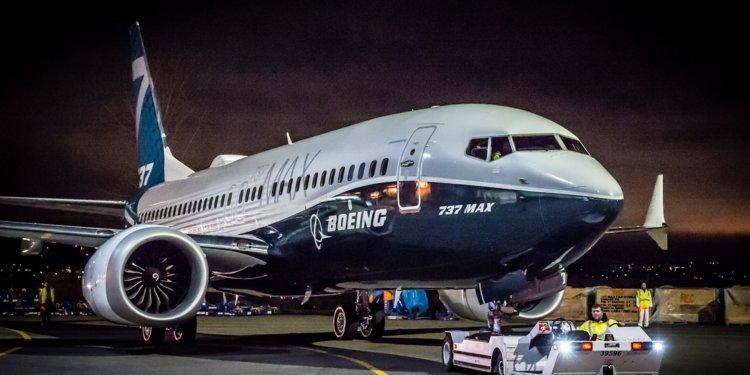 Великобритания и еще пять стран запретили использование нового Boeing
