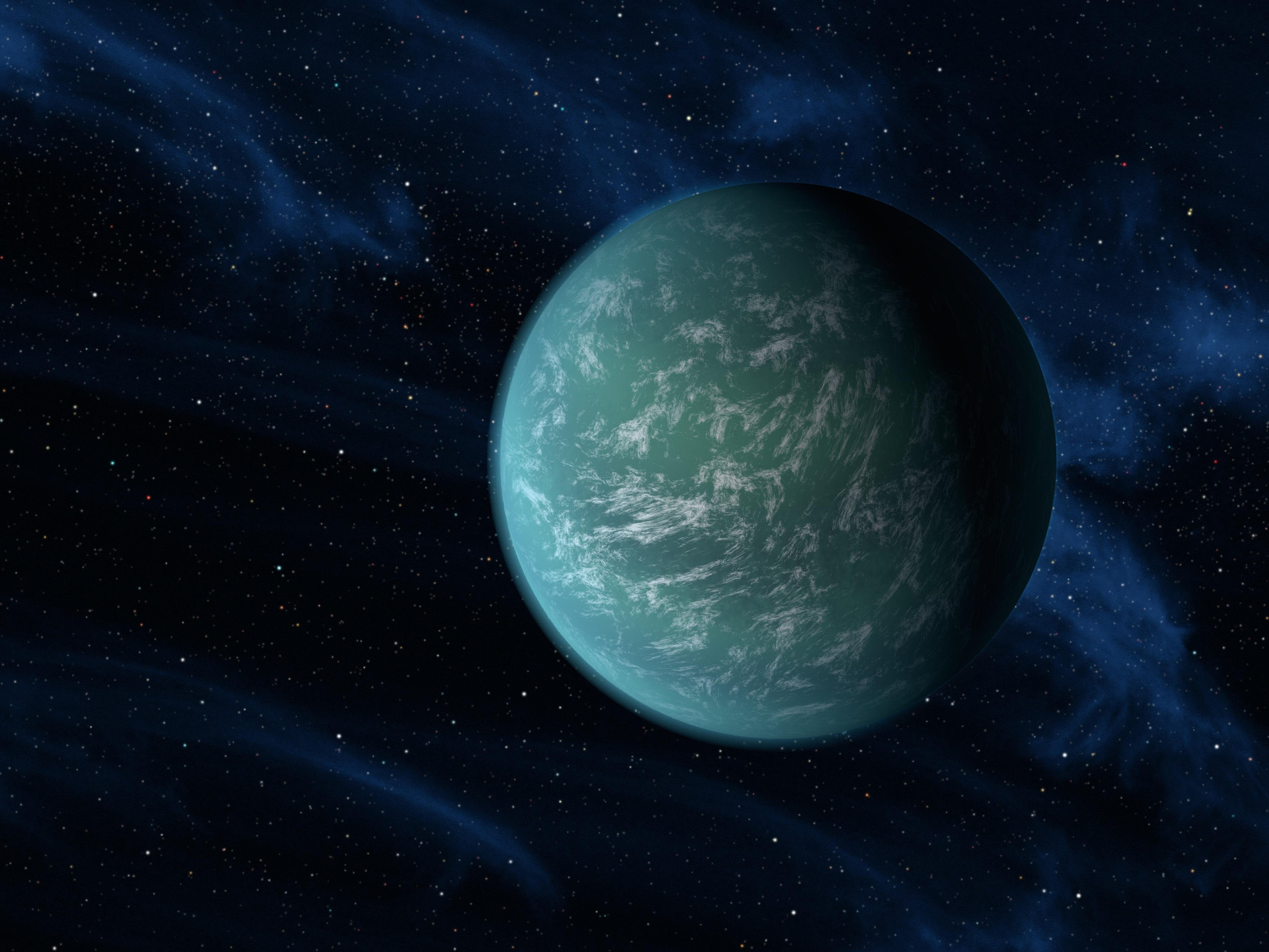 В древности Земля была фиолетовой, - исследование