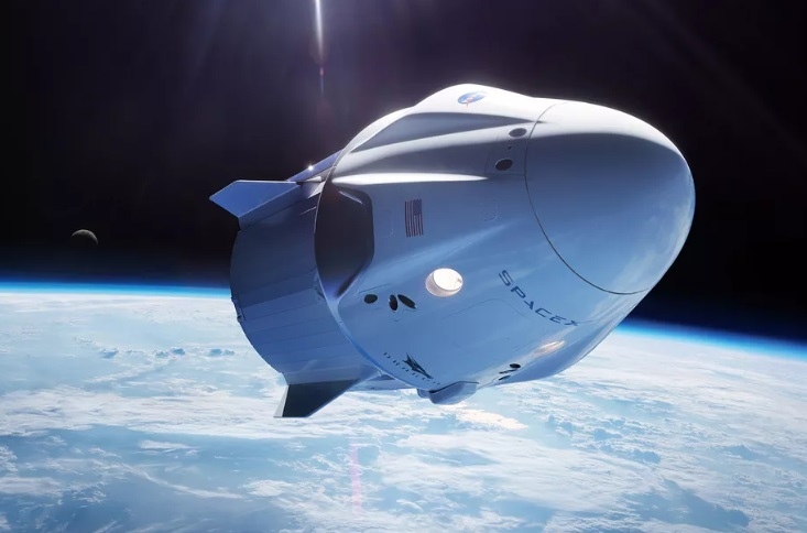 SpaceX запустит четырех туристов на орбиту выше, чем у МКС