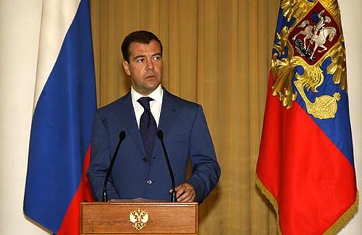 Медведев: Россия должна получить статус мировой державы на новой основе