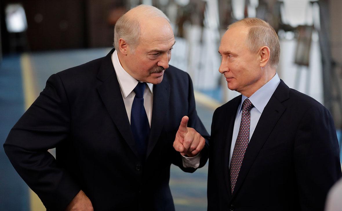 Лукашенко и Путин договорились: Россия готова помочь Беларуси при первом...