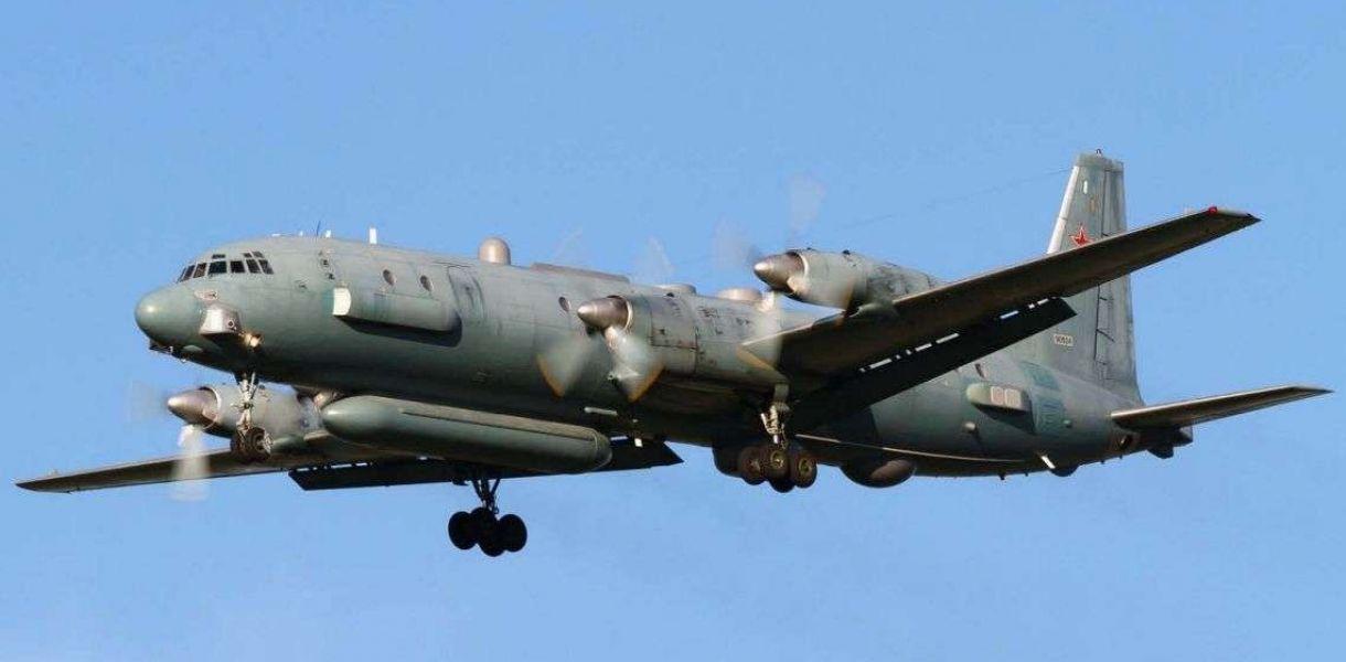 Обнаружены обломки сбитого в Сирии российского Ил-20