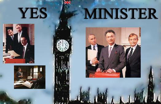 В Украине снимут римейк сериала «Да, господин министр»