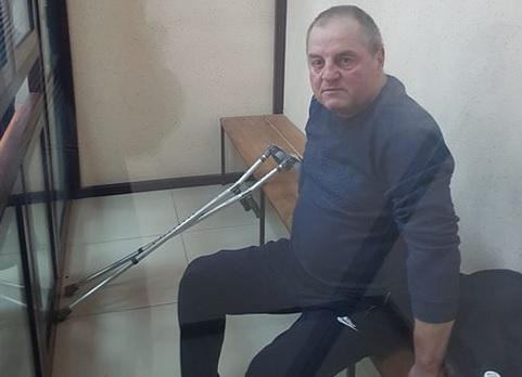 Политзаключенного Бекирова могут вывезти в Армянск, где нет условий для...