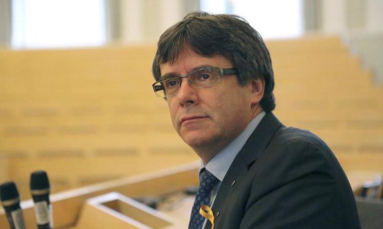Бельгия отказалась выдавать Испании Пучдемона,  – СМИ