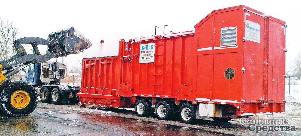 Киевавтодор хочет будущей зимой плавить снег