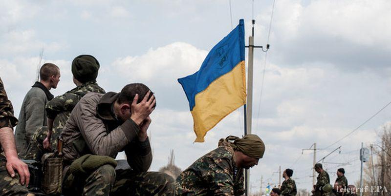 19 украинских военных погибли возле кургана Острая могила, - Генштаб