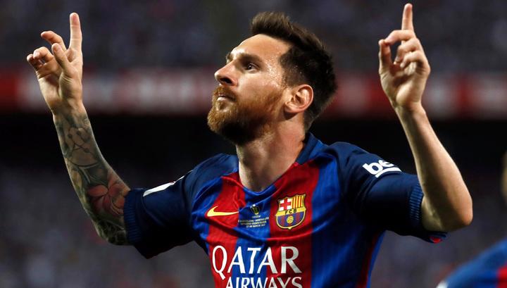 Месси назвал собственный рейтинг лучших футболистов мира