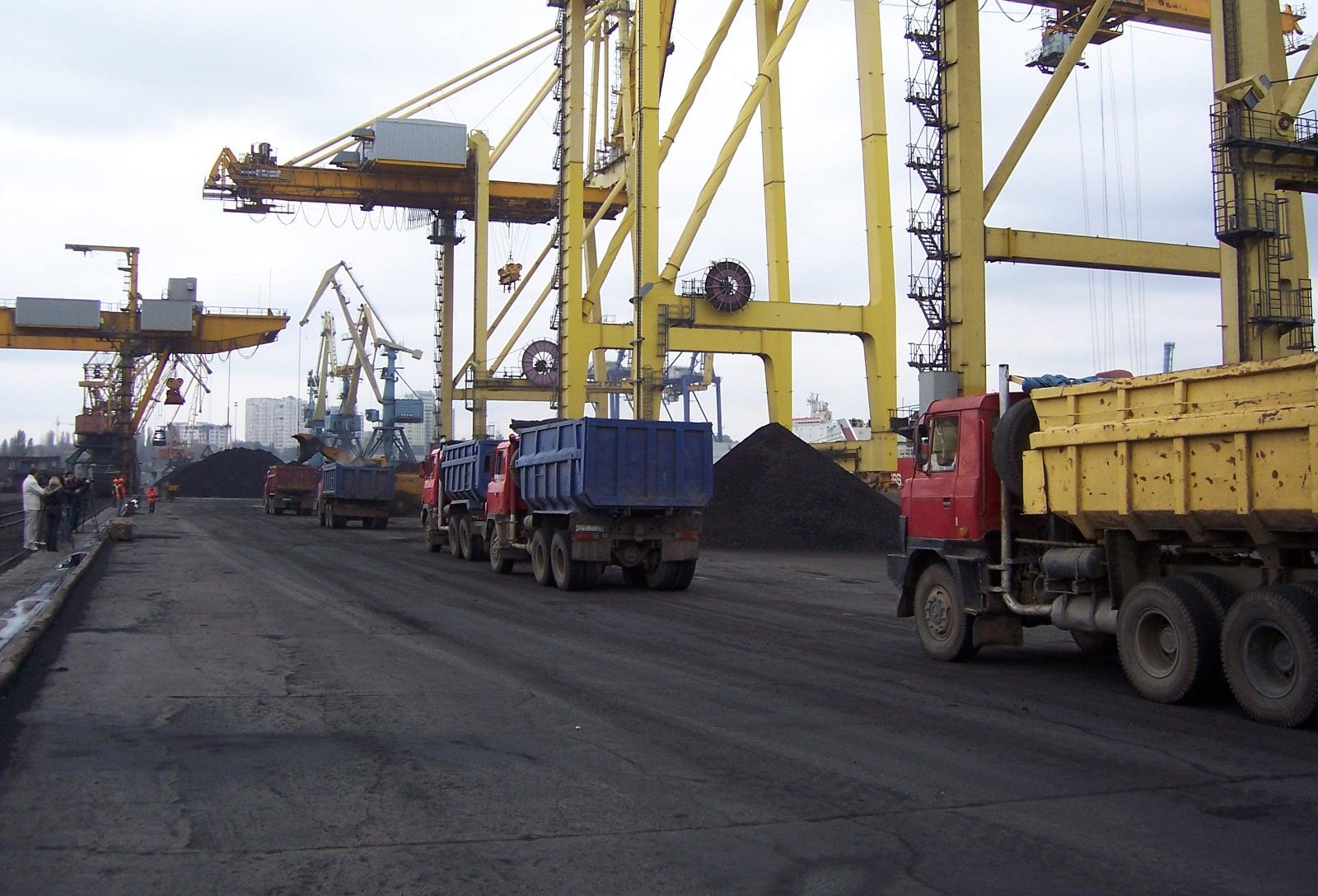 Украина купит уголь у грузинской компании