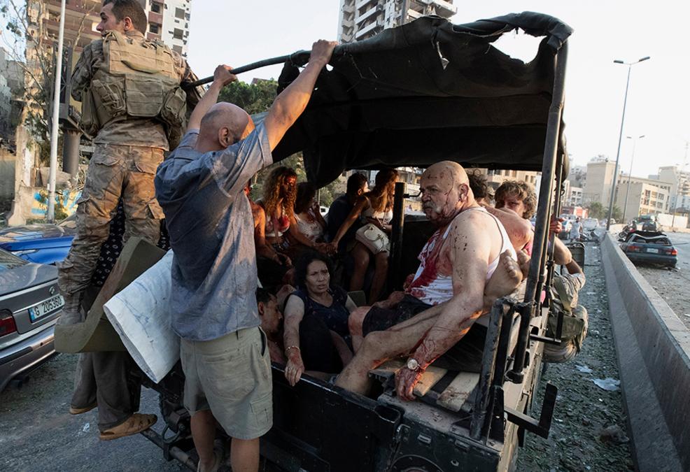 Число жертв в Ливане продолжает расти