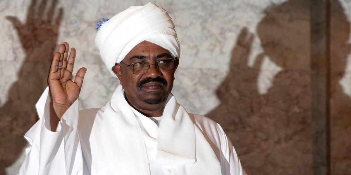 Вот, новый переворот. Президент Судана отрешен от должности и помещен по...