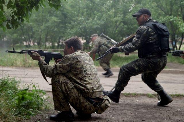 Штаб АТО заявил о провокации боевиков в Зайцево