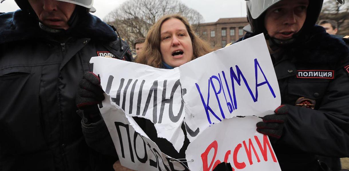 Намкрыш. Как живет оккупированный Россией Крым