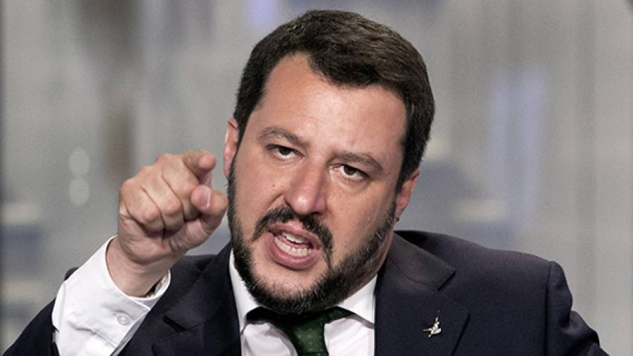 Итальянский вице-премьер хочет объединить всех европейских популистов и...