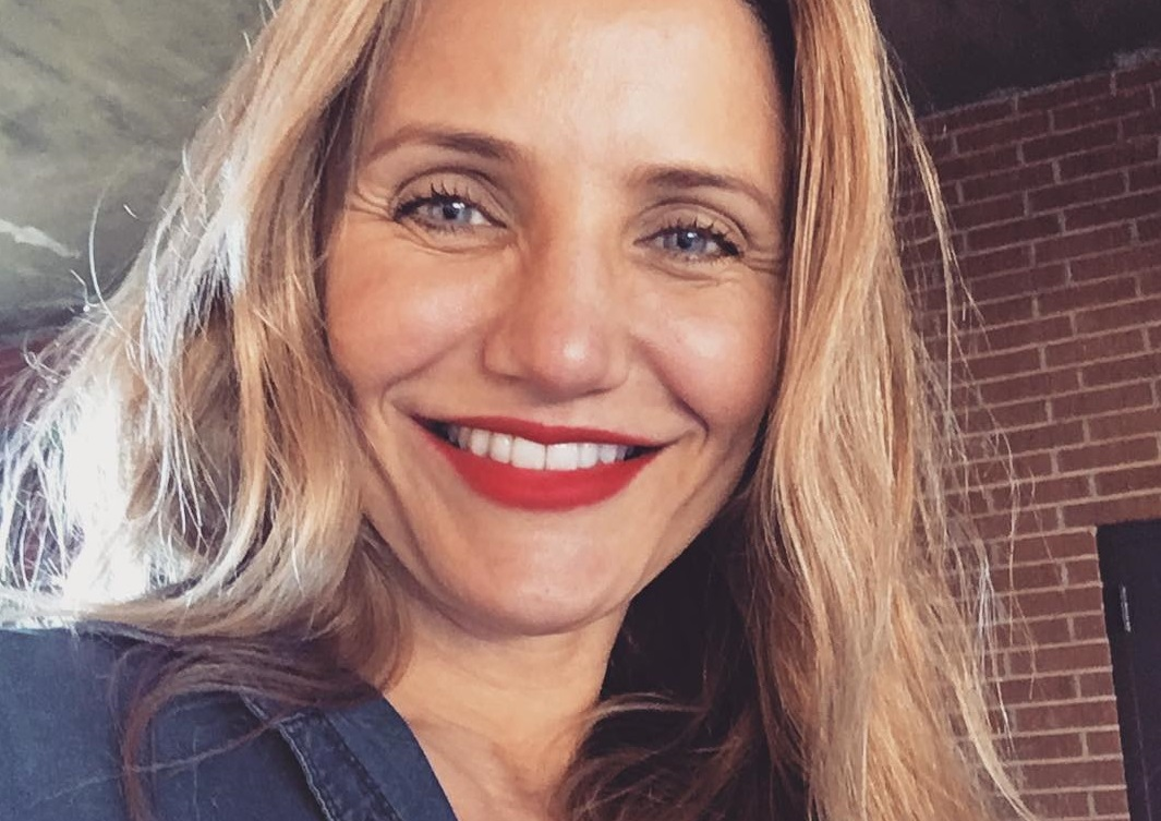 """""""Лучшая фаза жизни"""": Кэмерон Диас рассказала о материнстве"""