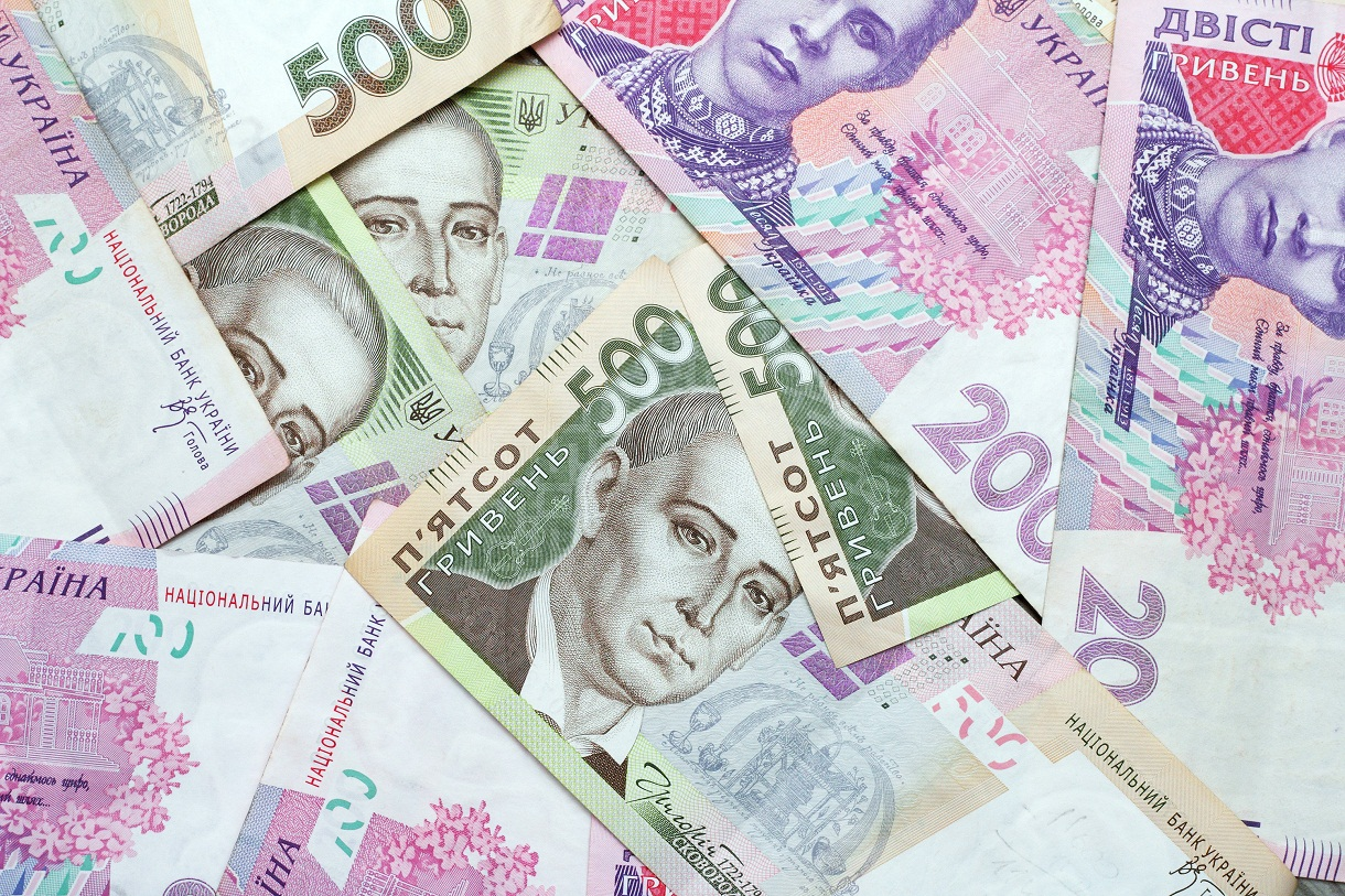 В Украине в июле зафиксирована дефляция 0,1%