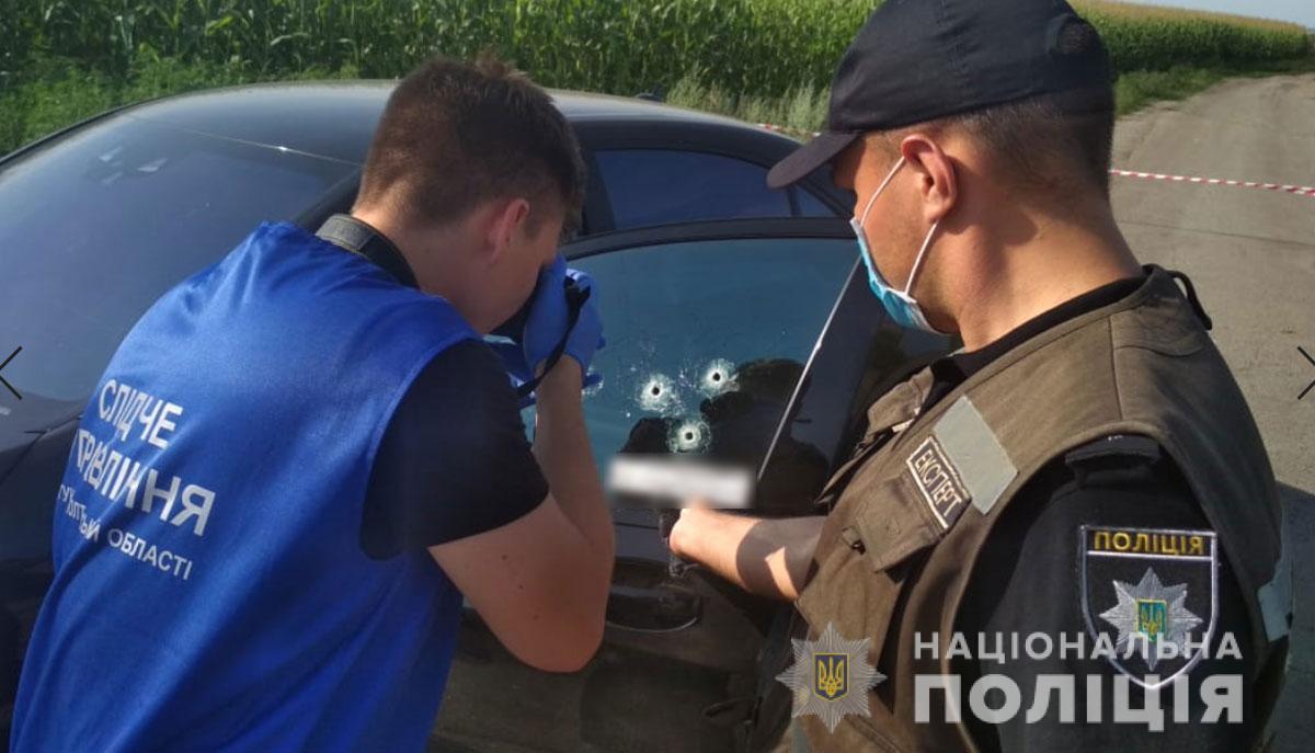 Водитель расстрелянного под Полтавой авто был криминальным авторитетом,...