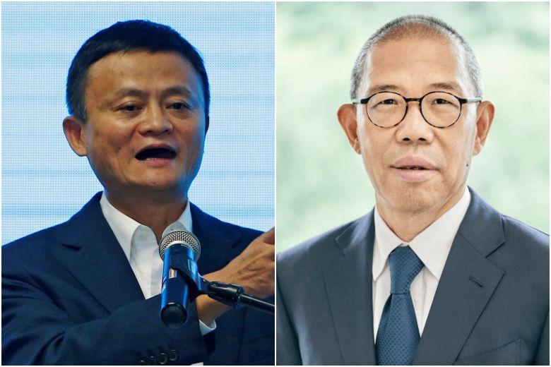 Джек Ма, основатель интернет-гиганта Alibaba, больше не самый богатый ки...