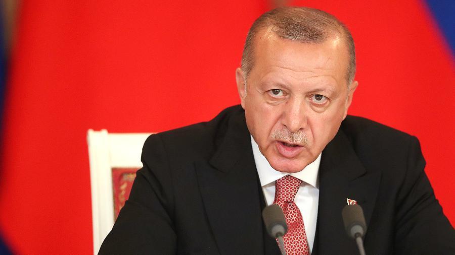 Эрдоган не признает Крым российским