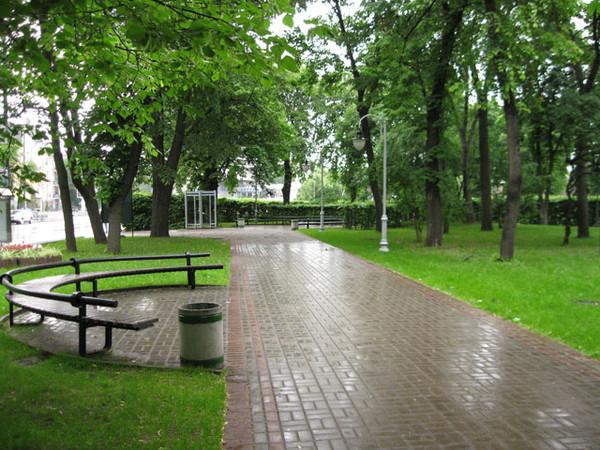 В украинских парках могут появиться кнопки вызова экстренной помощи
