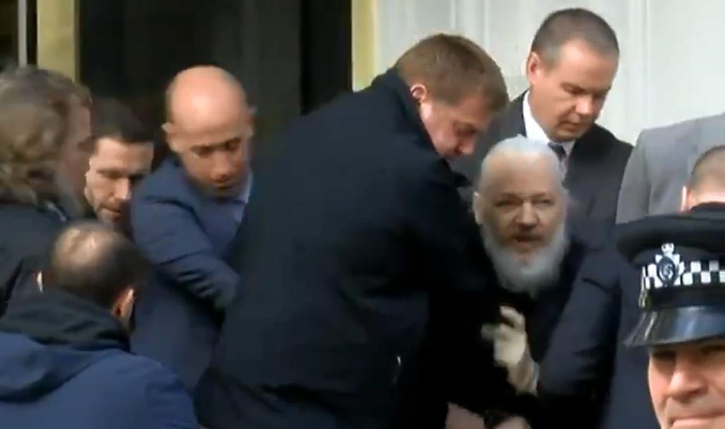 Ассанжу грозит до пяти лет тюрьмы, – Минюст США