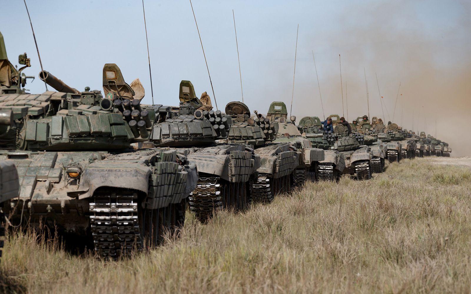 """У Путина есть план. Зачем России нужны учения """"Кавказ-2020"""" на границе с..."""
