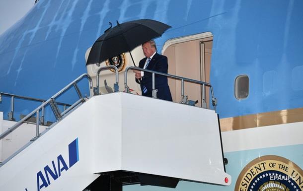 Трамп прибыл в Японию для участия в G20
