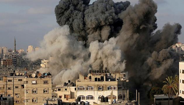 Израиль обстрелял ХАМАС в секторе Газа
