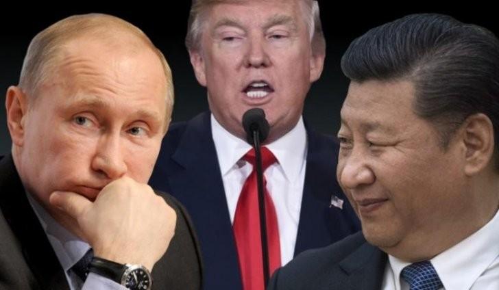 """Трамп хочет заключить """"большое ядерное соглашение"""" с РФ и КНР"""