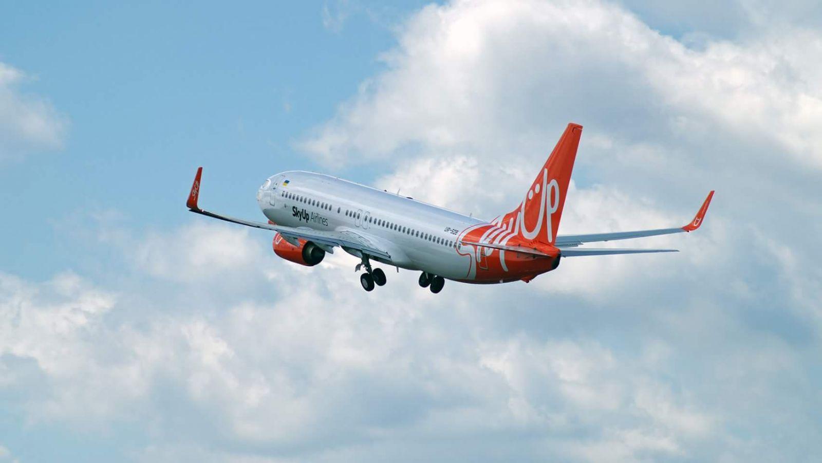 SkyUp запускает авиарейсы из Львова и Запорожья в Израиль