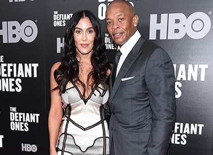 От 55-летнего рэпера Dr. Dre ушла жена спустя 24 года брака