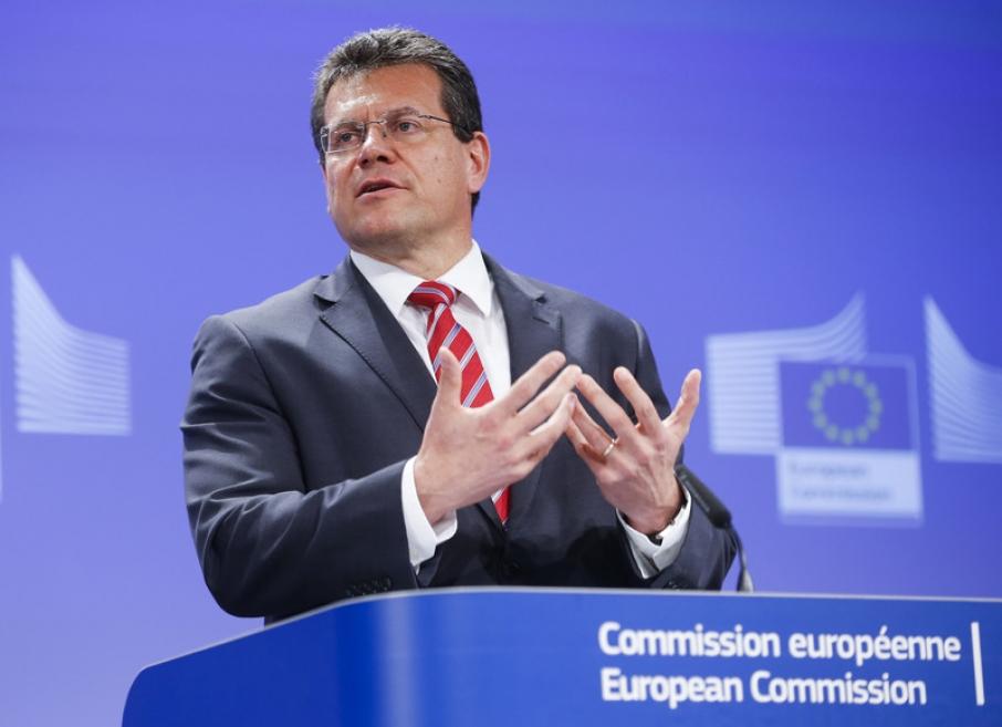 Переговоры по транзиту газа пройдут 19 сентября в Брюсселе
