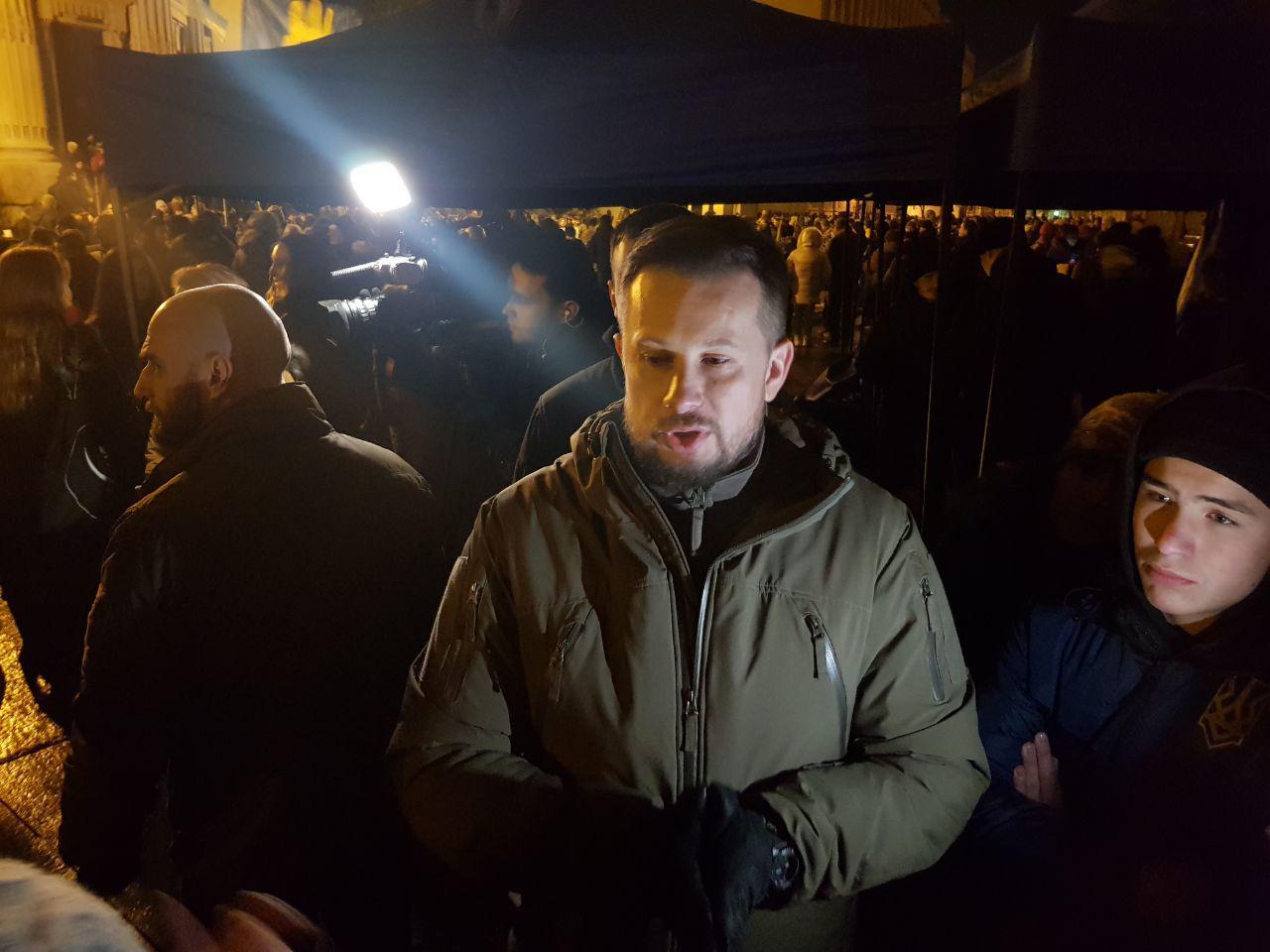 Билецкий: Я, как не идиот, на месте президента не поехал бы на встречу н...