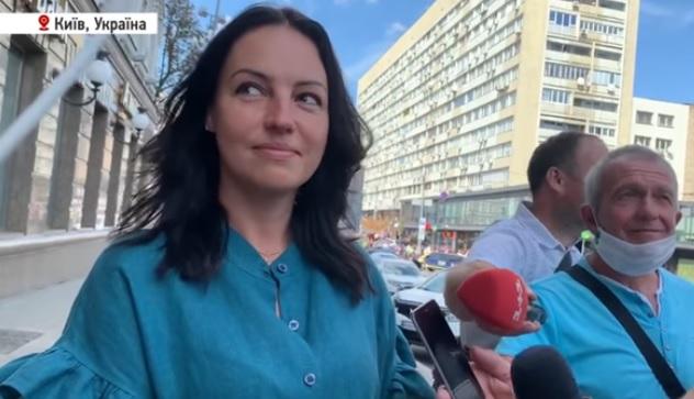 Деньги не требовал: экс-заложница киевского террориста рассказала о захв...