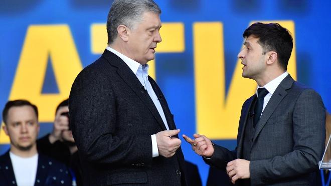 Порошенко раскритиковал указ Зеленского о роспуске Рады