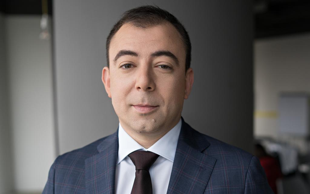 фото, Игорь Беда, Старший вице-президент, управляющий директор GlobalLogic в Центральной иВосточной Европе