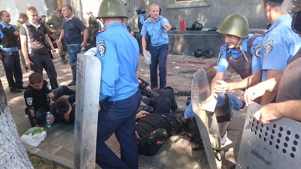 За бойню под Радой будут судить 15 человек, – Генпрокуратура