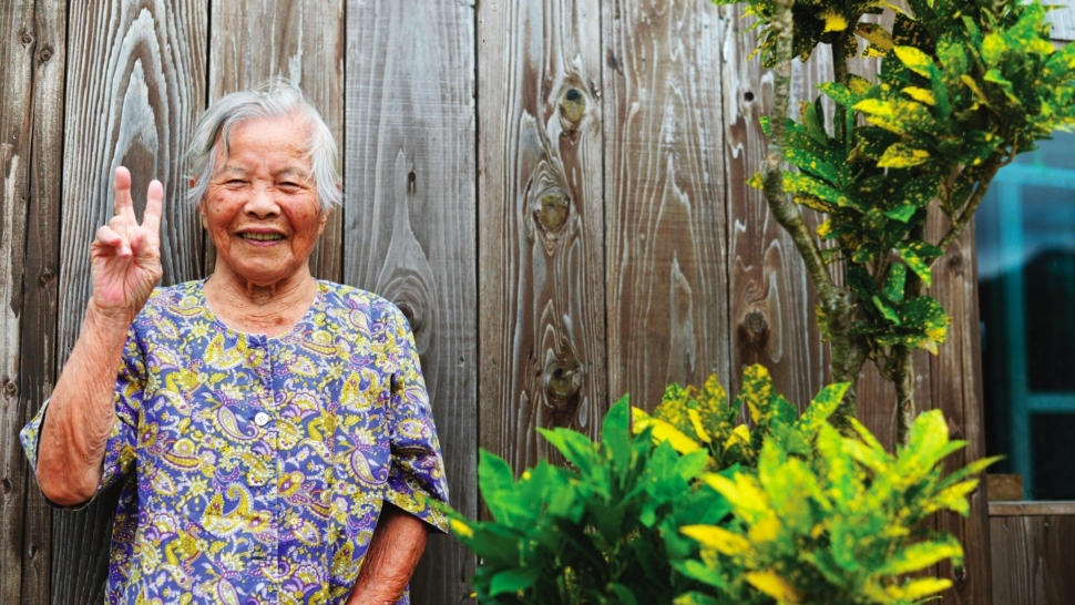 Япония установила новый мировой рекорд по числу жителей старше 100 лет