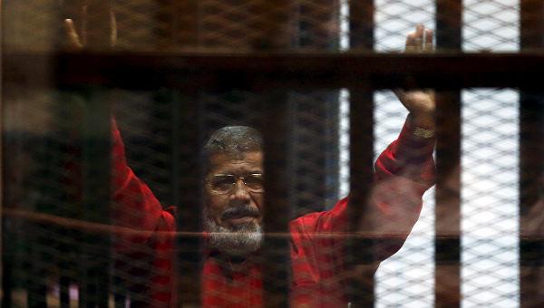Названа причина смерти экс-президента Египта