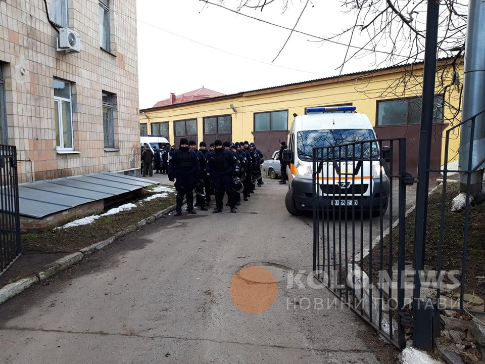 украина, коронавирус, протесты, новые санжары